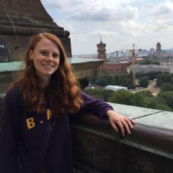 discover the career value of working abroad - aislinn case